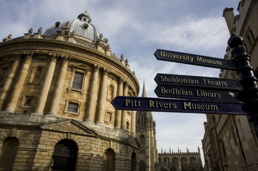 A Bodleian Library, biblioteca da universidade de Oxford,RICHARD BAKER/IN PICTURES/CORBIS