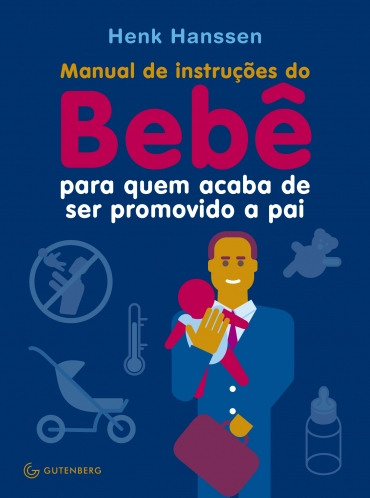 capa manual do bebê