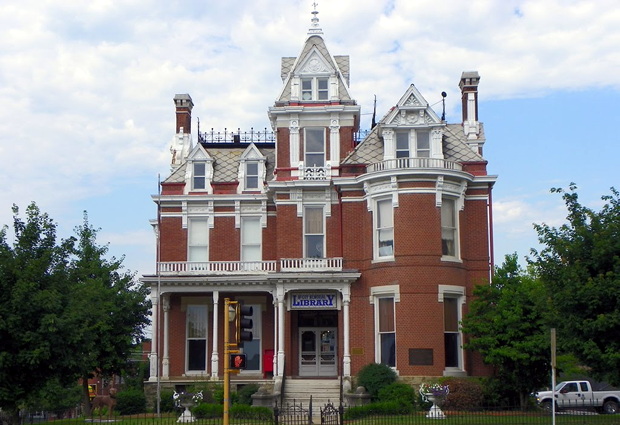 McCoy-Memorial-Library-McLeansboro-Illinois