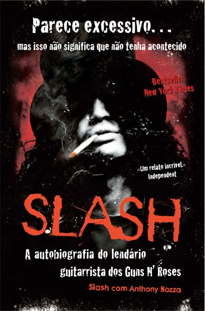 Slash, de Slash com Anthony Bozza