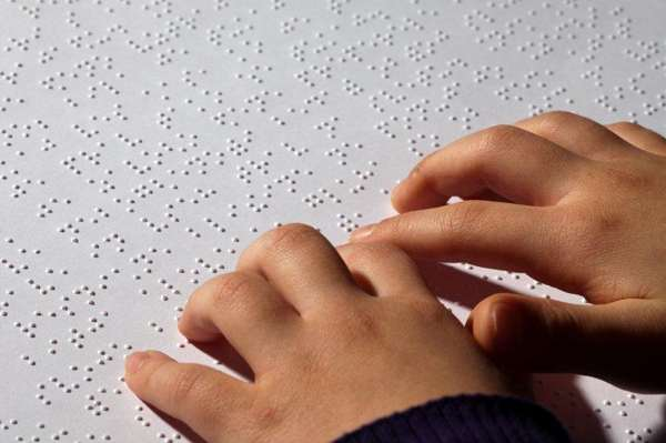 braille machine for blind