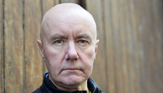 PARIS, FRANCE – APRIL 30: Scottish writer Irvine Welsh poses during portrait session held on April 30, 2014 in Paris, France. (Photo by Ulf Andersen/Getty Images)