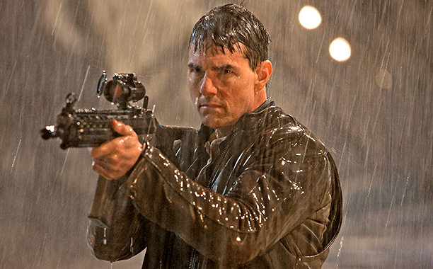 Tom Cruise em Jack Reacher