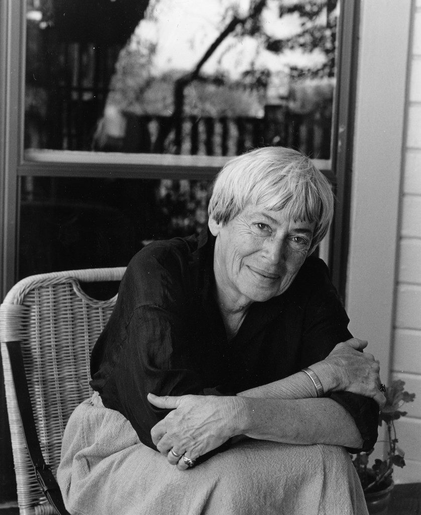 Ursula Le Guin (Foto: Flickr/Oregon State University)